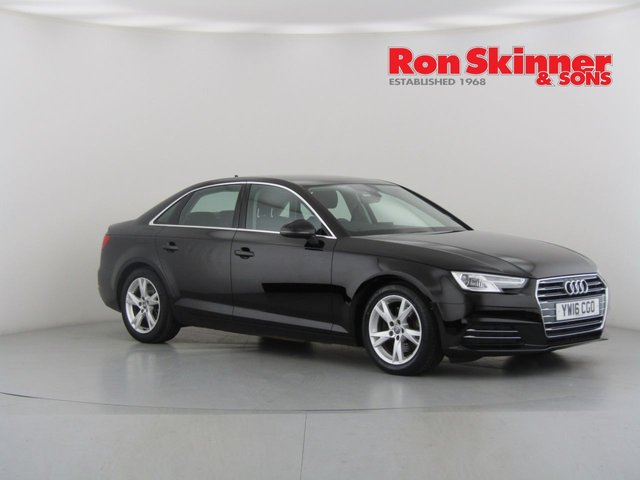 View our 2016 16 AUDI A4 2.0 TDI ULTRA SE 4d 148 BHP