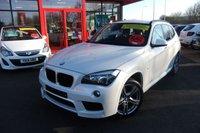 USED 2014 52 BMW X1 2.0 SDRIVE18D M SPORT 5d 141 BHP ****12 months warranty****