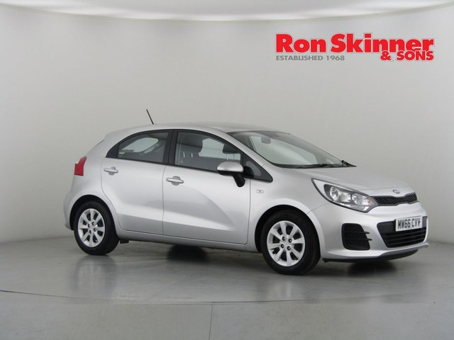 View our 2017 66 KIA RIO 1.2 1 AIR 5d 83 BHP