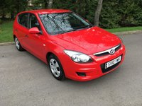 USED 2010 10 HYUNDAI I30 1.4 EDITION 5d 108 BHP Full Service History - Low Miles!