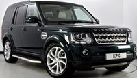 USED 2015 15 LAND ROVER DISCOVERY 4 3.0 SD V6 HSE (s/s) 5dr Auto Pan Roof, Reverse Cam, Privacy
