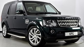 2015 LAND ROVER DISCOVERY 4 3.0 SD V6 HSE (s/s) 5dr Auto £29995.00