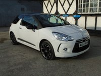 2012 CITROEN DS3 1.6 DSTYLE PLUS 3d 120 BHP £5278.00