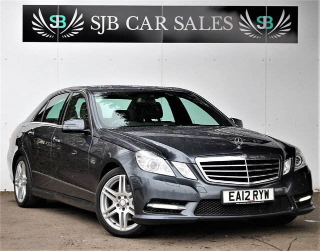 View our MERCEDES-BENZ E-CLASS