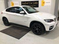 USED 2013 63 BMW X6 3.0 XDRIVE40D 4d AUTO 302 BHP