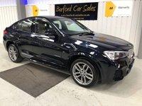 USED 2014 64 BMW X4 3.0 XDRIVE30D M SPORT 4d AUTO 255 BHP