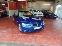 2007 BMW 3 SERIES 2.0 320I M SPORT 2d 168 BHP