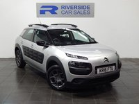 2016 CITROEN C4 CACTUS 1.6 BLUEHDI FEEL 5d 98 BHP £8000.00