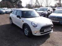 USED 2015 15 MINI HATCH ONE 1.2 ONE 5d 101 BHP ****Great Value car with excellent service history****
