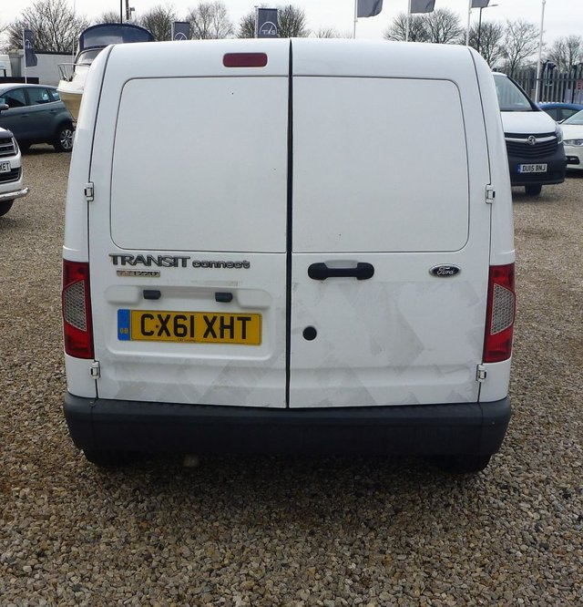 Purchase Used 2011 Ford Transit Connect Xlt Cargo Van With: 2011 Ford Transit Connect T220 LR £4,299