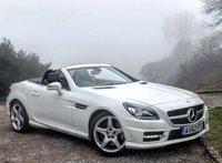 2012 MERCEDES-BENZ SLK 1.8 SLK200 AMG SPORT 2d AUTO 184 BHP £12885.00