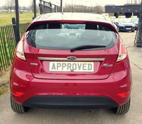 USED 2013 62 FORD FIESTA 1.0 ZETEC 3d 99 BHP 0% Deposit Plans Available even if you Have Poor/Bad Credit or Low Credit Score, APPLY NOW!