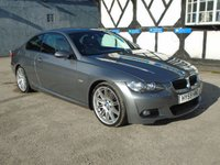 2009 BMW 3 SERIES 2.0 320I M SPORT HIGHLINE 2d 168 BHP £7398.00