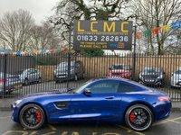 2017 MERCEDES-BENZ GT 4.0 AMG GT S PREMIUM 2d AUTO 503 BHP £82499.00