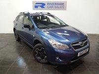 2013 SUBARU XV 2.0 D S 5d 147 BHP £9500.00