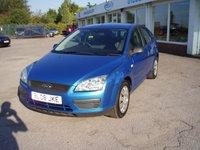 2006 FORD FOCUS 1.6 LX 5d 100 BHP £995.00