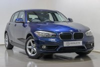 USED 2015 65 BMW 1 SERIES 1.5 118I SE 5d AUTO 134 BHP
