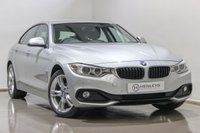 USED 2016 16 BMW 4 SERIES GRAN COUPE 2.0 420D XDRIVE SPORT GRAN COUPE 4d AUTO 188 BHP
