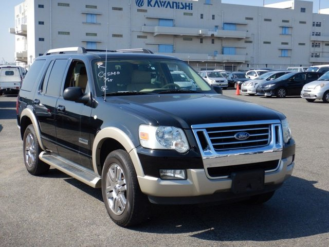 View our FORD EXPLORER