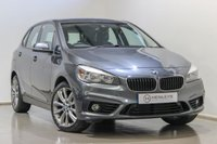 USED 2015 65 BMW 2 SERIES ACTIVE TOURER 2.0 218D SPORT ACTIVE TOURER 5d 148 BHP