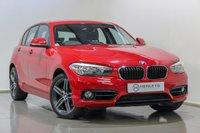 USED 2015 65 BMW 1 SERIES 2.0 118D SPORT 5d AUTO 147 BHP