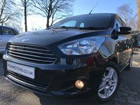 2016 FORD KA+ 1.2 ZETEC 5d 84BHP NEW SHAPE £6790.00