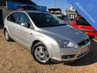 USED 2007 57 FORD FOCUS 1.6 GHIA 5d 113 BHP Superb Low mileage with just 44,000 miles