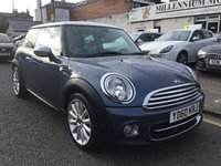 USED 2010 60 MINI HATCH COOPER 1.6 COOPER D 3d 112 BHP OUR  PRICE INCLUDES A 6 MONTH AA WARRANTY DEALER CARE EXTENDED GUARANTEE, 1 YEARS MOT AND A OIL & FILTERS SERVICE. 6 MONTHS FREE BREAKDOWN COVER.   CALL US NOW FOR MORE INFORMATION OR TO BOOK A TEST DRIVE ON 01315387070 !!