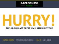 USED 2013 63 GREAT WALL STEED 2.0 TD TRACKER 4X4 DCB 1d 141 BHP