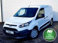 USED 2015 65 FORD TRANSIT CONNECT 1.6 210 P/V 1d 94 BHP