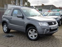2008 SUZUKI GRAND VITARA 1.6 VVT PLUS 3d 105 BHP £3900.00