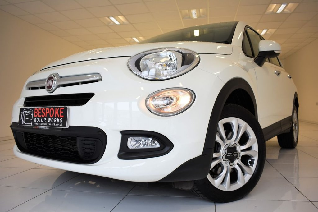 USED 2017 66 FIAT 500X 1.6 POP STAR 5 DOOR