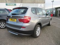 USED 2011 11 BMW X3 2.0 XDRIVE20D SE 5d AUTO 181 BHP