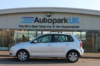 USED 2009 59 VOLKSWAGEN POLO 1.2 MATCH 5d 59 BHP LOW DEPOSIT OR NO DEPOSIT FINANCE AVAILABLE