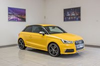 USED 2014 64 AUDI A1 2.0 S1 QUATTRO 3d 230 BHP MARCH 2020 MOT & Just been serviced! LED DR Lights, Cruise Control, Audi Select, Quattro, Variable Damper Control