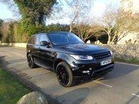 2015 LAND ROVER RANGE ROVER SPORT 3.0 SDV6 HSE DYNAMIC 5d AUTO 288 BHP £SOLD