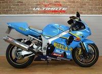 2003 SUZUKI GSXR 1000 K2 1000CC SUPER SPORTS UNIQUE PAINT SCHEME £2295.00