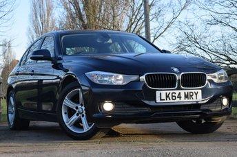 2014 BMW 3 SERIES 2.0 320D SE 4d AUTO 182 BHP £8290.00