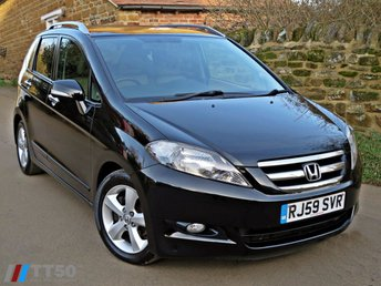 2009 HONDA FR-V 1.8 I-VTEC EX 5d 139 BHP. 6 SEATS !! VERY WELL LOOKED AFTER £4790.00