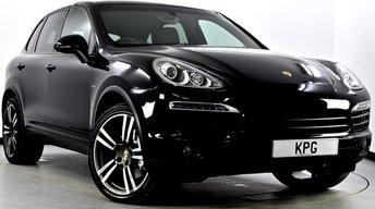 2014 PORSCHE CAYENNE 4.2 D V8 S Tiptronic S 5dr Auto [8] £31995.00