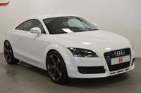 USED 2009 59 AUDI TT 2.0 TDI QUATTRO 3d 170 BHP 19 INCH ROTOR ALLOYS + PRIVACY GLASS + HALF LEATHER