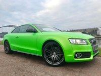 USED 2009 09 AUDI A5 4.2 S5 FSI QUATTRO 3d AUTO 354 BHP **STUNNING S5 QUATTRO**