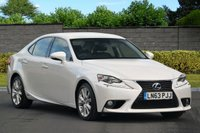 USED 2013 63 LEXUS IS 2.5 300H LUXURY 4d AUTO NAV FULL Lexus MAIN DEALER SERVICE HISTORY