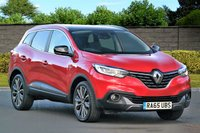 USED 2016 65 RENAULT KADJAR 1.5 SIGNATURE NAV DCI 5d 110 BHP Panoramic Roof NAV LED Lights