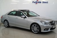 2011 MERCEDES-BENZ E CLASS 3.0 E350 CDI BLUEEFFICIENCY SPORT 4d AUTO 265 BHP £12750.00