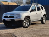 2014 DACIA DUSTER 1.5 AMBIANCE DCI 5d 107 BHP