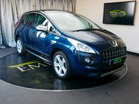USED 2012 62 PEUGEOT 3008 1.6 ALLURE HDI FAP 5d 112 BHP £0 DEPOSIT FINANCE AVAILABLE, AIR CONDITIONING, BLUETOOTH CONNECTIVITY, CD/MP3/RADIO, CLIMATE CONTROL, CRUISE CONTROL, ELECTRONIC PARKING BRAKE, PANORAMIC GLASS ROOF, REAR PARKING SENSORS, SPEED LIMITER, STEERING WHEEL CONTROLS, TRIP COMPUTER