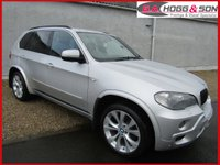 2010 BMW X5 3.0 XDRIVE 30D M SPORT 5dr AUTO 232 BHP *SEVEN SEATER* £SOLD