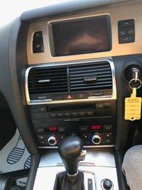 USED 2008 08 AUDI Q7 3.0 TDI S line Tiptronic quattro 5dr 7 SEATER, SATNAV, 2 KEYS