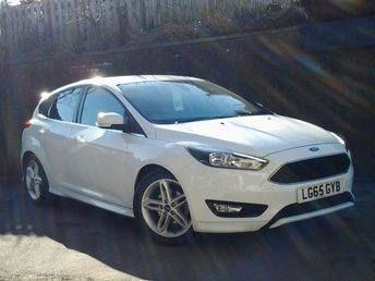 2015 FORD FOCUS 1.0 ZETEC S 124 BHP With Sync 2 Sat Nav  £11289.00